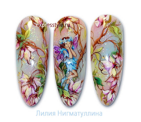 Fairy Nail Art Gallery