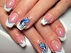 Gel Nails With One Move Nail Art