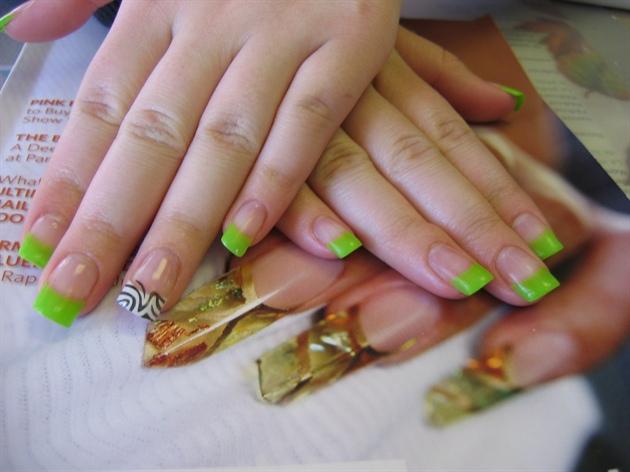 Nail art¸