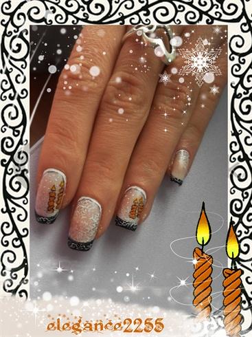 Christmas Magic Candles
