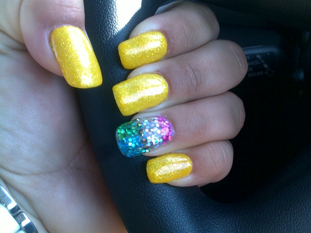 yellow electric