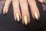 G0ld  Nails