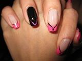 P i N K  nails