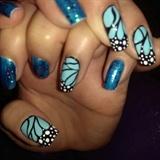 wings 0f butterfly