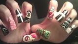 inspiration on Rhianna nails