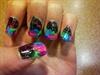 Neon Rainbow Sherbert