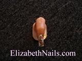 Flower Nail Design - Elizabeth Nails