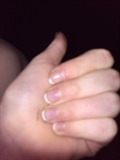 Messed Up Nails