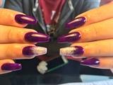 Coffin Purple