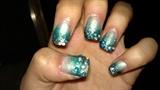 Ocean Inspired Nails