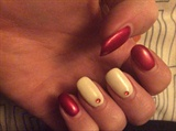 Red + White