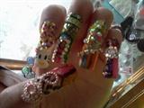 5 Differen nails