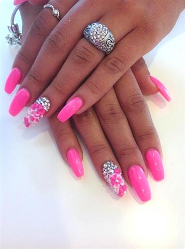 White nails tumblr