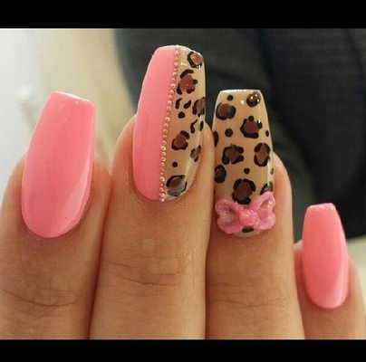 Cute leopard