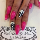 Polka Pink