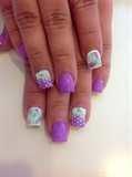 Lilac and bows