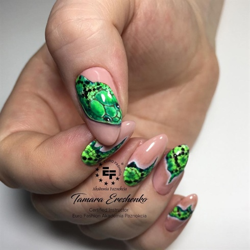 Nail Art Gel EuroFashion