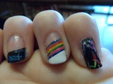 crackle and rainbow