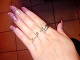 my acrylic nails