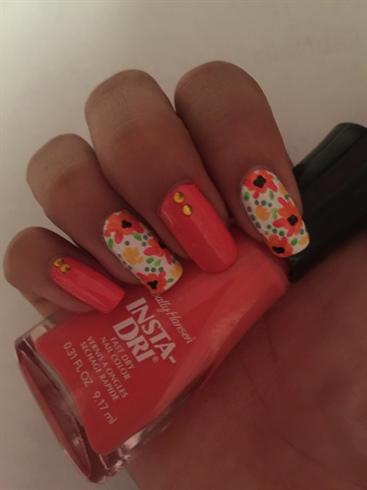 Floral nailz
