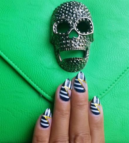 Fashion inspired nails