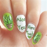 Aloe Vera Nails