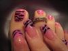 Hot Pink Tiger