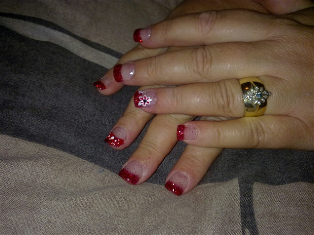 Mom's nails -