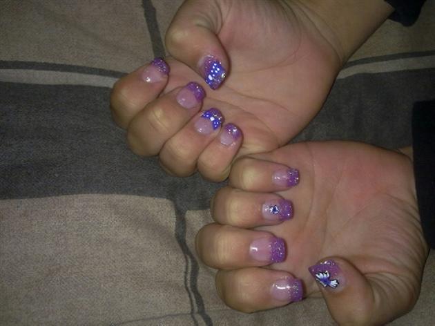 Zaske's nails