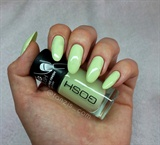 mint green nailpolish from GOSH