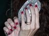 Gatzby AKA moon or saddle manicure