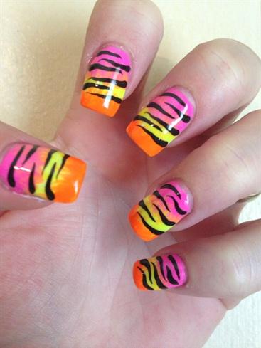 """Neon Tigress"""