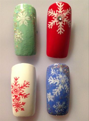 Snowflakes & Sparkle