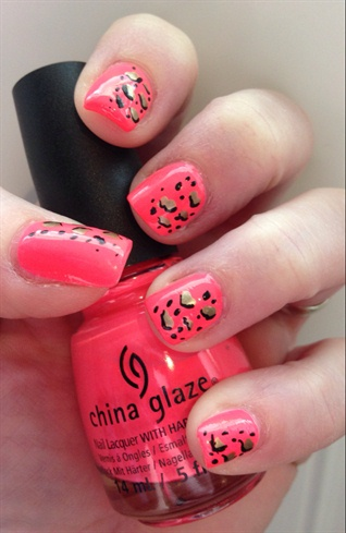 Pink Leopard!