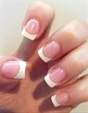 Uv Gel Pink & Whites Fdlnails.com