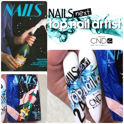 "NTNA Pre-Challenge 1 - ""Cover Artist"""