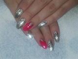 Red & glitter
