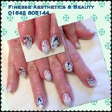 Snowflakes Penguins & Snowmen