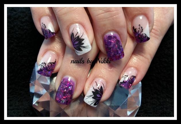 Punky Purple