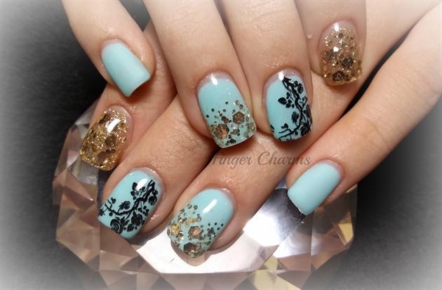Tiffany & Gold