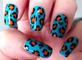 Guava & Mango Leopard Print :)