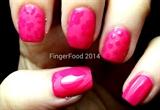 Matte pink skittles