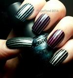 NAILS Mag 31DC 20/21 - Metallic/Stripes