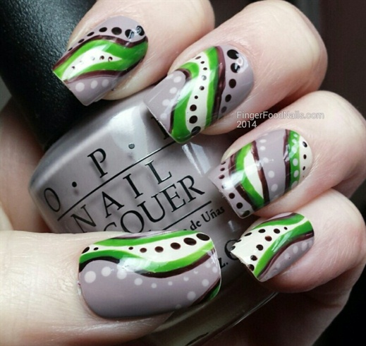 NAILS April Challenge - Earth Day