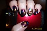 Geometrical Keepsake Nails