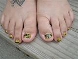 Haweye Rockstar Toes