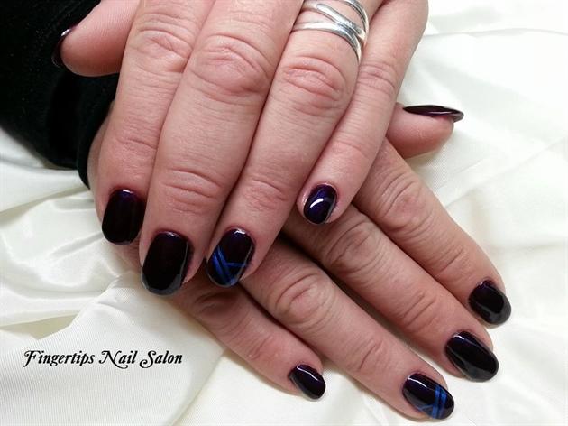 Bond Girl Blue