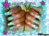 Green ♥ Nail Art