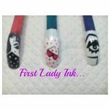 Nail Art Practicing