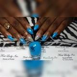 Smurfette Blue